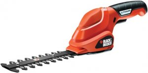Аккумуляторные ножницы Black&Decker GSL300-QW в Новокузнецке